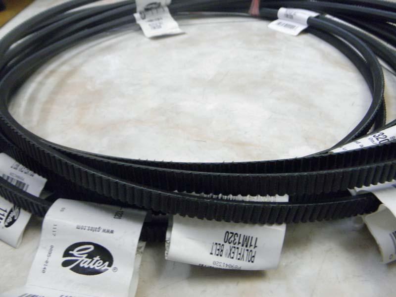 11M1900进口广角带/耐高温皮带/PU皮带