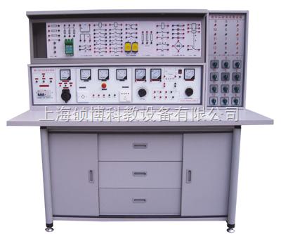 00 详细说明 03 sb-2003b 电工,模拟,数字电子电路三合一综合实验室