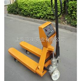 2000KG叉車秤,上海2噸叉車秤專業銷售
