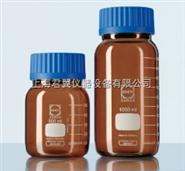 GLS80棕色避光广口试剂瓶