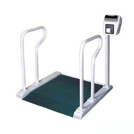 200KG醫院用帶打印輪椅電子秤
