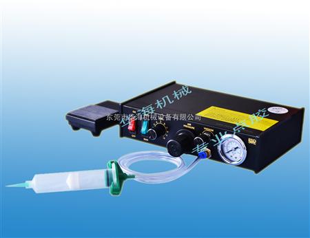 HH-301H手动点胶机定量滴胶机华海手动打胶锁自动v手动机图片