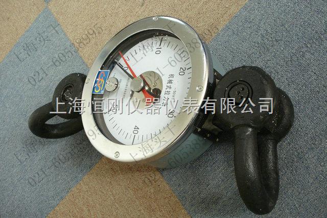 防漏电100公斤表盘推拉力计