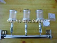 LYCN-3S三联带泵薄膜过滤器,细菌过滤器,多联过滤器,薄膜过滤器滤头
