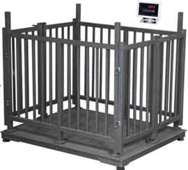 SCS0.5T電子牲畜地磅秤