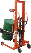 SCS400千克不锈钢油桶搬运车秤