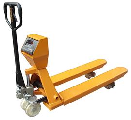 XK3190-A12E0.5T普通计重叉车秤
