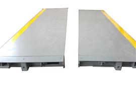 SCS80T出口式汽車衡