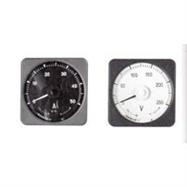 上海自一船用儀表廠,廣角度交流電壓表,13L1-V