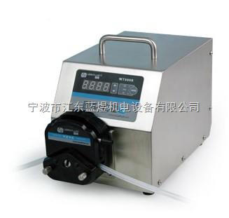 不锈钢调速型蠕动泵