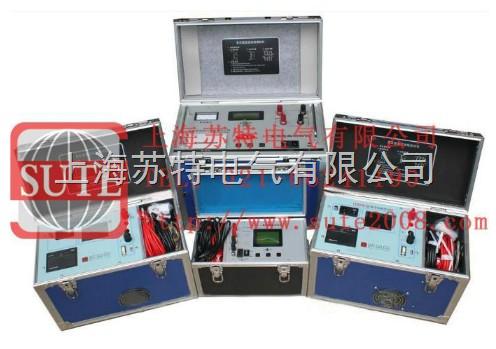 变压器直流电阻快速测试仪技术指标1