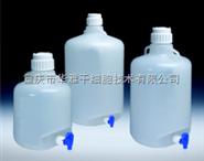 Nalgene 10L 可高溫高壓滅菌的細口大瓶(帶放水口)