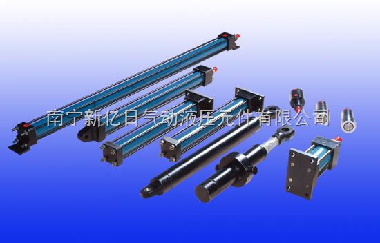 四拉杆液压缸_化工机械设备图片