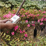 TZS-5X多点土壤温湿度记录仪/土壤水分温度速测仪