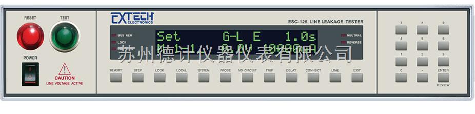 ESC112泄漏电流测试仪
