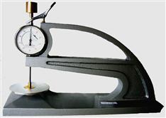 0-30台式大跨度测厚仪   六凌橡胶测厚仪