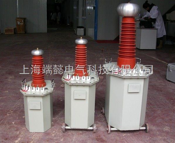 交直流油浸式高压试验变压器