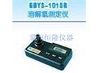 GDYS-101SR溶解氧測定儀