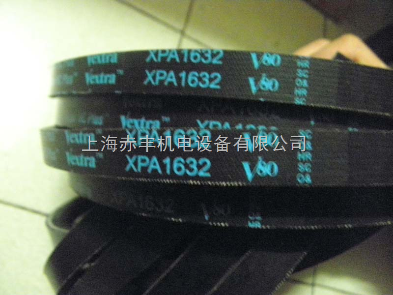 供应进口XPA1632美国盖茨工业皮带/带齿三角带/空压机皮带