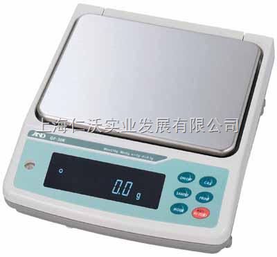 日本AND品牌GF-20K电子秤20kg/0.1g桌称