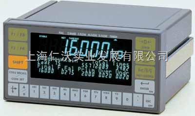 AND日本进口仪表 AD-4402配料控制仪表 AD4402多种物料配料显示器