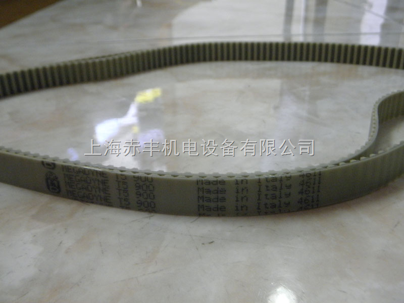 供应进口同步带高速传动带T10-1400