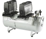 2xOF1202-150B型JUN-AIR无油空气压缩机