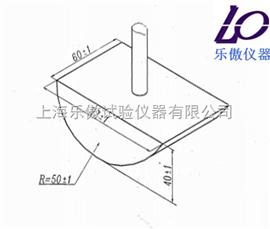 JC/T1004-2006水泥基填缝剂横向变形试验装置