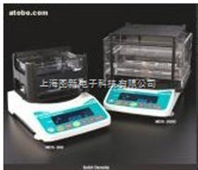 日本*大量程數顯橡膠比重計MDS-3000