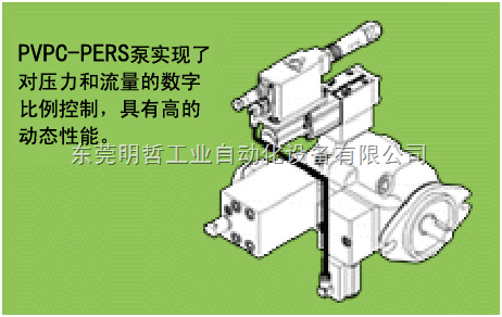 阿托斯PVPC变量柱塞泵的产品性能