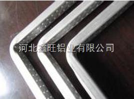 生产高频焊12A中空玻璃铝条厂家
