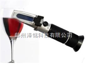 ZM-HB-511ATC酒精(乙醇)溶液浓度检测酒精折光仪