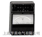 C31-VA-0.5级指针式直流伏安表