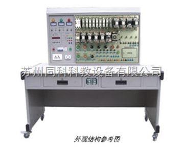 TKK-M7120平面磨床電氣技能實訓考核裝置(半實物)