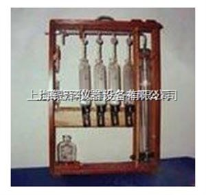奥氏气体分析仪三管
