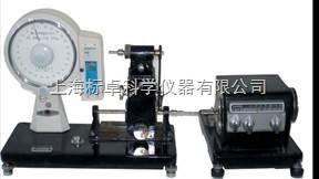 纤维摩擦系数测定仪