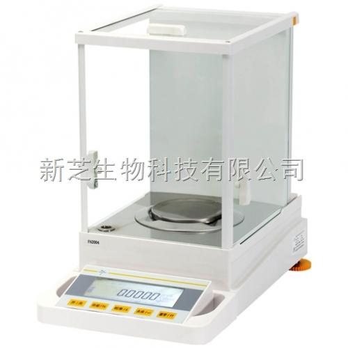 上海恒平电子天平FA1604