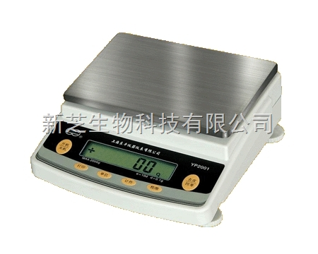 上海良平电子天平YP4001