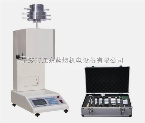 衢州熔体流动速率仪,宁波融指数测定装置