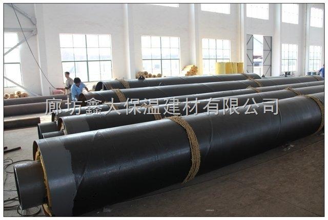 国内保温钢套钢直埋保温管生产销售 客服在线