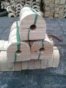 管道木托码 木垫厂家特点