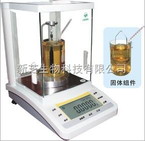 上海越平电子密度(比重)分析天平 Z小读数:0.1mg