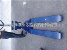上海耀华2吨叉车电子秤