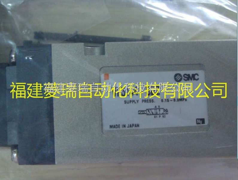 日本SMC电磁阀VF5144-5DZ优势价格,货期快