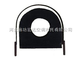橡塑木托,木管托标准厚度