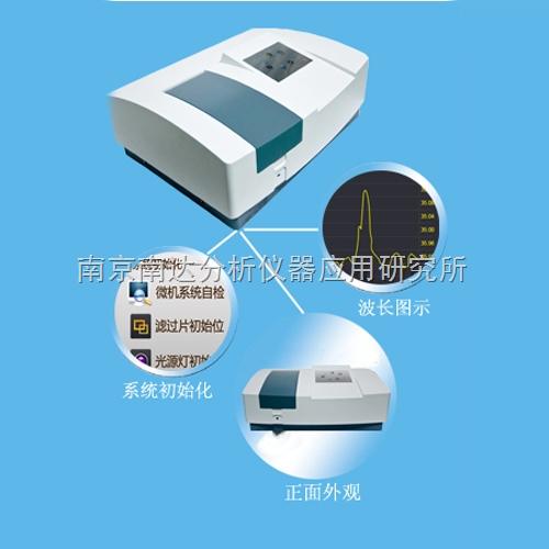 U5100PCS触摸屏双光束紫外可见分光光度计