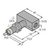 图尔克流量传感器FCS-M18-LIX