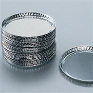 梅特勒HA-D90/C铝制样品盘(50个/盒),水份仪铝箔样品盘