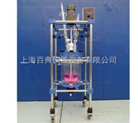 PGR-5双层玻璃反应釜