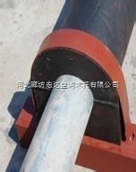 木垫块,支撑管道垫块